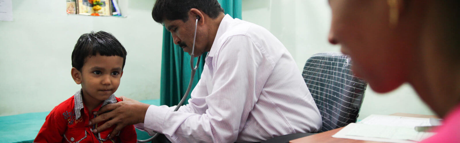 Swasth Health Clinic ©Center for Health Market Innovations/R4D