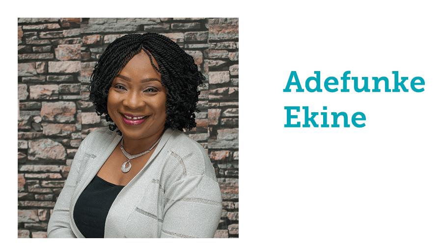 Adefunke Ekine