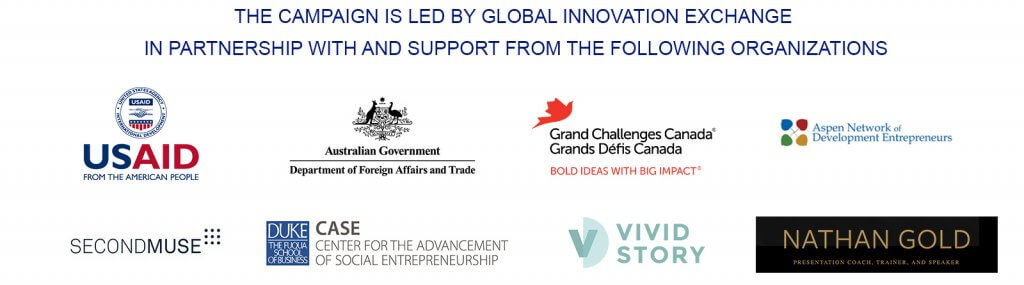 Global Innovation Exchange funders and partners