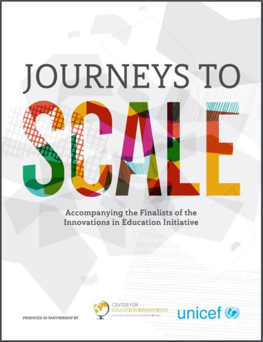 Journeys to Scale Full Report