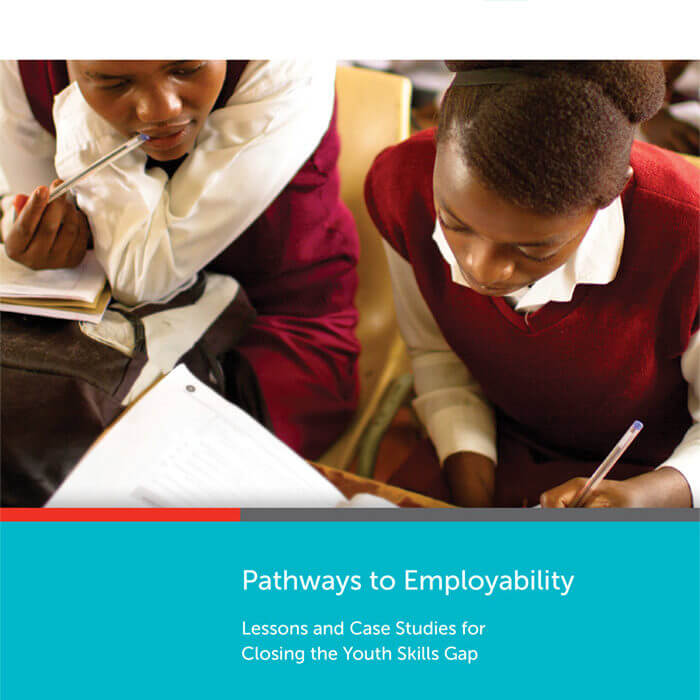 Pathways to Employability - report cover
