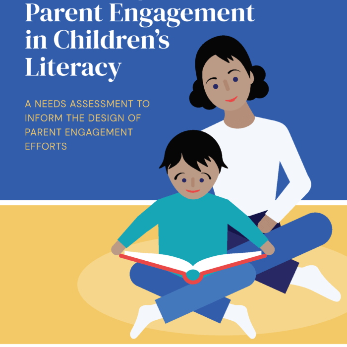 Increasing Parent Engagement in Children's Literacy