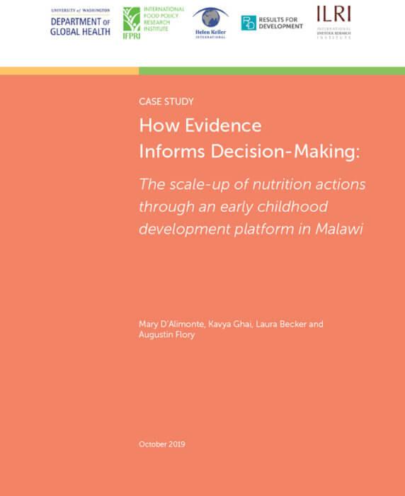 SEEMS Malawi Case Study cover