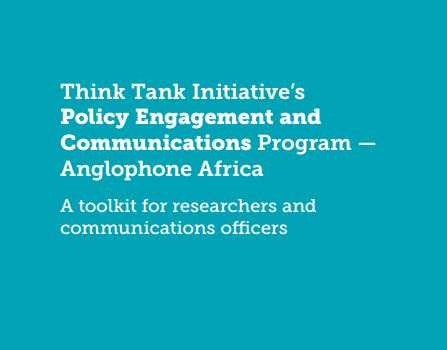 Think Tank Policy Engagement