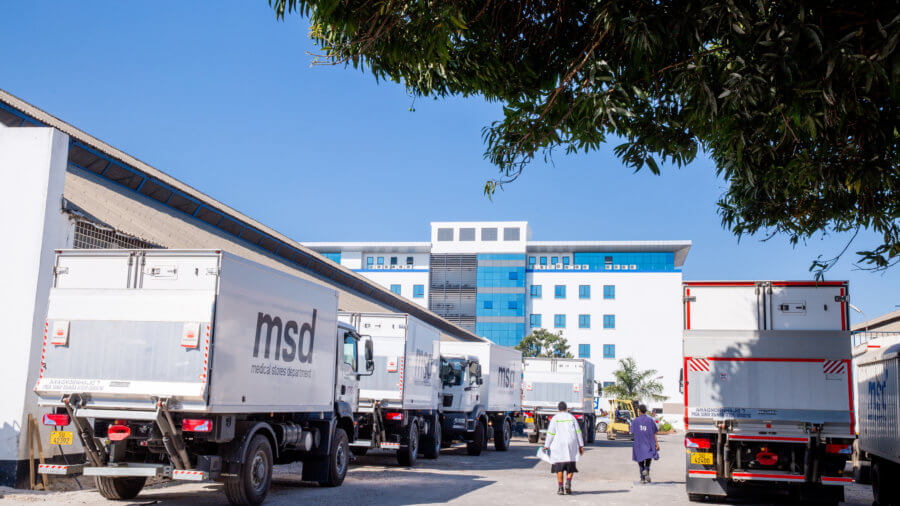 Tanzania's Medical Stores Department
